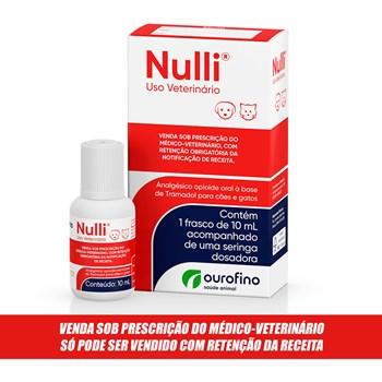 Analgésico Nulli