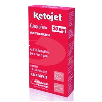 Anti-Infamatório Ketojet