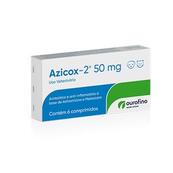 Anti-inflamatório Azicox-2 Cães e Gatos 50mg
