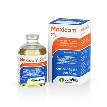 Anti-Inflamatório Maxicam 2% Injetável