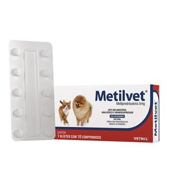 Anti-inflamatório Metilvet