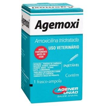 Antibiótico Agemoxi Injetável