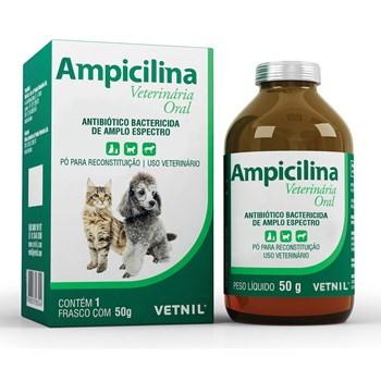 Antibiótico Ampicilina