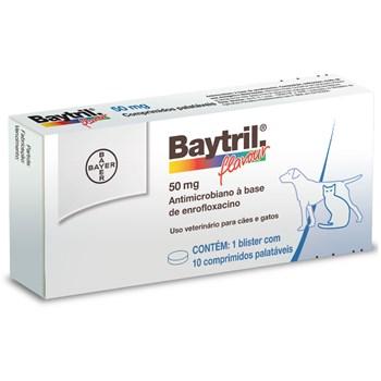 Antibiótico Baytril