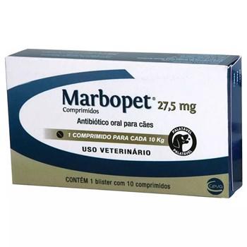 Antibiótico Marbopet