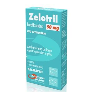 Antibiótico Zelotril