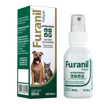 Antimicrobiano Furanil Spray
