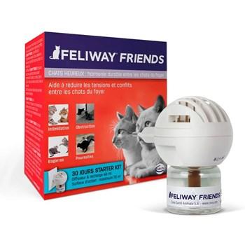 Feliway Friends Difusor Elétrico Com Refil