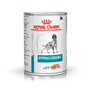 Lata Royal Canin Veterinary Hypoallergenica Adultos