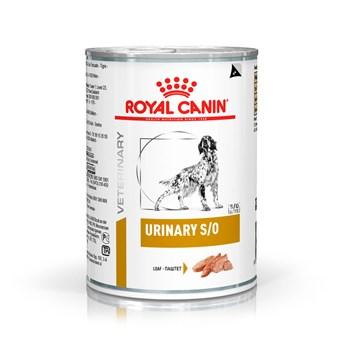 Lata Royal Canin Veterinary Urinary Cães Adultos