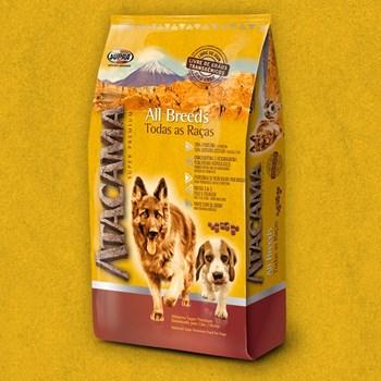 Ração Atacama All Breeds Todas as Raças - Cães Adultos