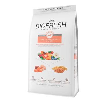 Ração Biofresh Cães Castrados Raças Pequenas e Mini Adulto Mix de Carnes, Frutas, Legumes e Ervas Fresca 10Kg