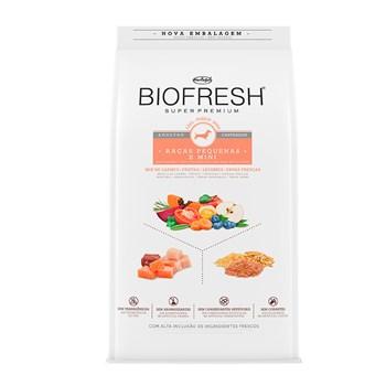 Ração Biofresh Cães Castrados Raças Pequenas e Mini Adulto Mix de Carnes, Frutas, Legumes e Ervas Fresca