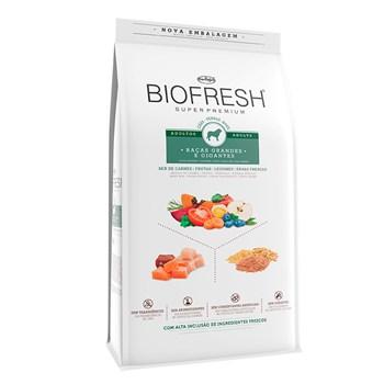 Ração Biofresh Cães Raças Grandes e Gigantes Mix de Carnes, Frutas, Legumes e Ervas Fresca