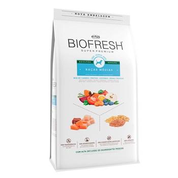 Ração Biofresh Cães Raças Médias Adulto Mix de Carnes, Frutas, Legumes e Ervas Fresca
