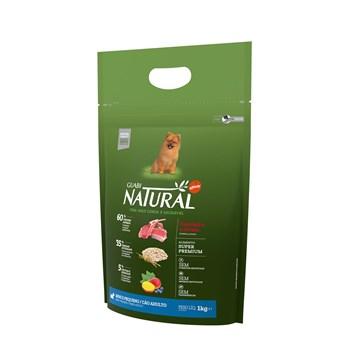 Ração Guabi Natural Cães Raças Pequenas e Mini Adultos Cordeiros