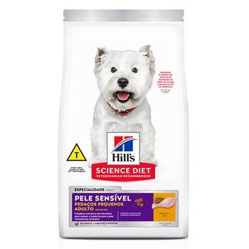 Ração Hill's Science Diet Light Cães Pedaços Pequenos Adultos Frango