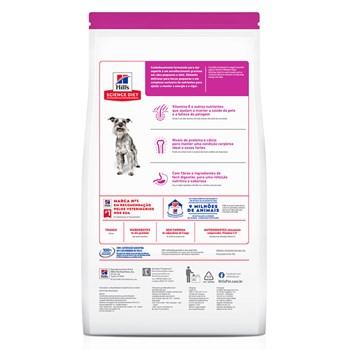 Ração Hill's  Science Diet Cães Pequenos e Mini Adultos 7+ Frango