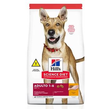 Ração Hill's  Science Diet Cães Raças Grandes  Adultos Frango