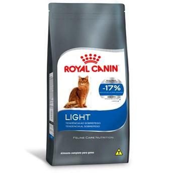 Ração Royal Canin Gatos Light Adultos