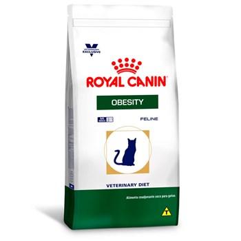 Ração Royal Canin Gatos Obesity Adultos