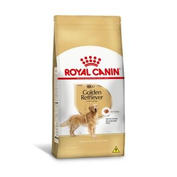 Ração Royal Canin Golden Retriever Cães Adultos