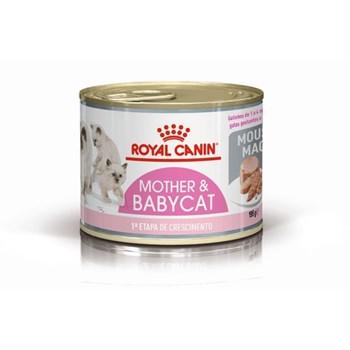 Ração Royal Canin Lata Mother & Babycat - Gatos Adultos e Filhotes