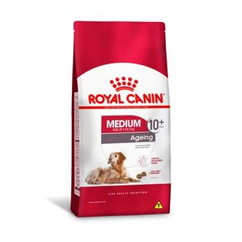 Ração Royal Canin Medium Ageing 10+ Cães Raças Médio Adultos