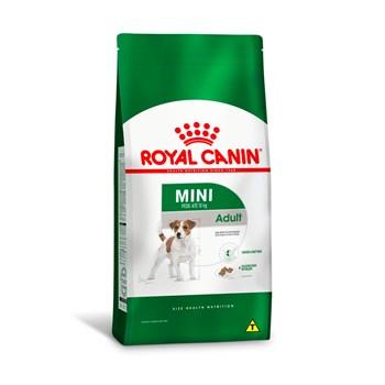 Ração Royal Canin Mini Adult Cães Raças Pequenas Adultos
