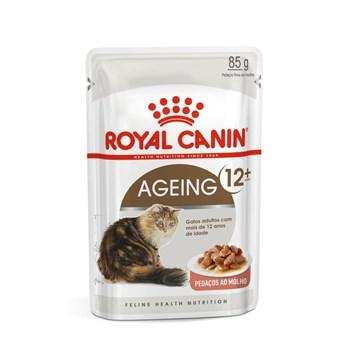 Ração Royal Canin Sachê Ageing 12+ - Gatos Adultos