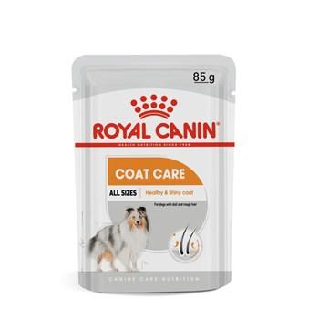 Ração Royal Canin Sachê Coat Care - Cães Adultos
