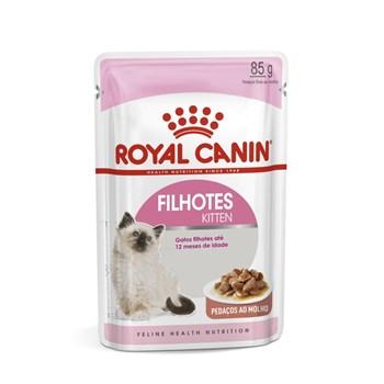 Ração Royal Canin Sachê - Gatos Filhotes