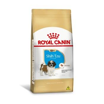 Ração Royal Canin Shih Tzu Cães Puppy