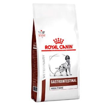 Ração Royal Canin Veterinary Gastro Intestinal High Fibre Cães Adulto