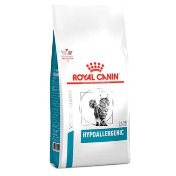 Ração Royal Canin Veterinary Hypoalergenic Gatos Adultos