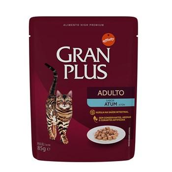 Sachê Gran Plus Gatos Adultos Atum