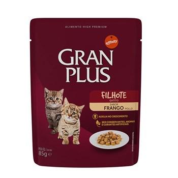 Sachê Gran Plus Gatos Filhotes Frango
