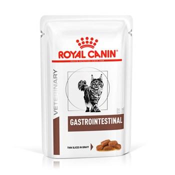 Sachê Royal Canin Veterinary Gastro Intestinal Gatos Adultos
