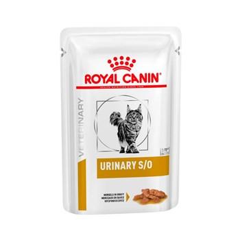Sachê Royal Canin Veterinary Urinary S/O Gatos Adultos