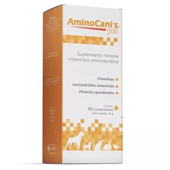 Suplemento Aminocani's Pet Comprimido