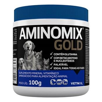 Suplemento Aminomix Gold