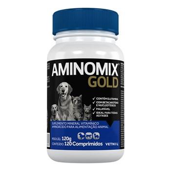 Suplemento Aminomix Gold Comprimido