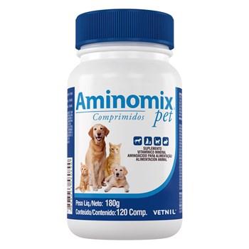 Suplemento Aminomix Pet Comprimido