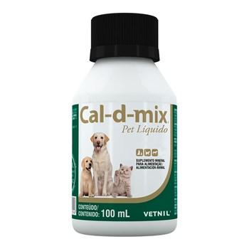 Suplemento  Cal-D-Mix Líquido