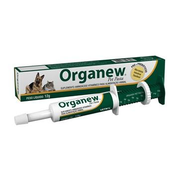 Suplemento Organew Pet Pasta